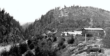 Granite Creek circa 1909